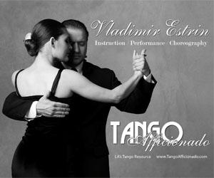 Vladimir Estrin - Tango Instructor